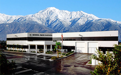 General Micro Systems Headquarters, Rancho Cucamonga, California, U.S. A.