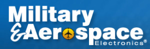 logo military aerospace electronics