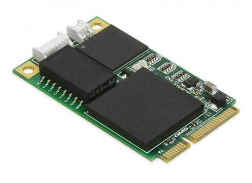 SAM™ I/O MIL-STD 1553