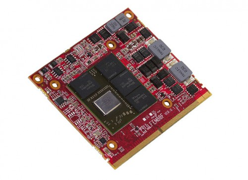 SAM™ I/O Video AMD E8860